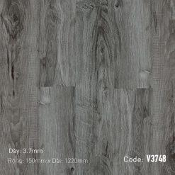 Sàn Nhựa Hèm Khóa Vinapoly V3748
