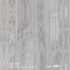 Sàn Nhựa Giả Gỗ Dán Keo Aroma c2076