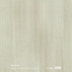 Sàn Nhựa Giả Gỗ Dán Keo Aroma c2083