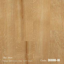 Sàn Nhựa Giả Gỗ Dán Keo DK6000-66