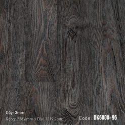 Sàn Nhựa Giả Gỗ Dán Keo DK6000-96