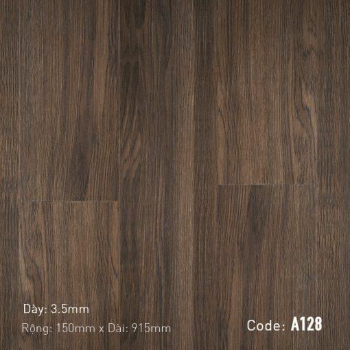 Sàn Nhựa Giả Gỗ Hèm Khóa Aroma A128