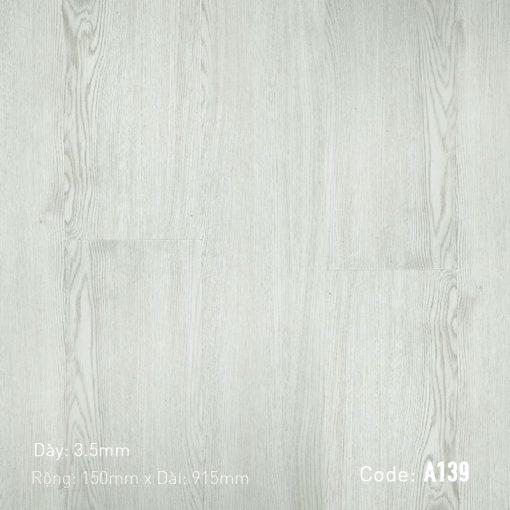 Sàn Nhựa Giả Gỗ Hèm Khóa Aroma A139