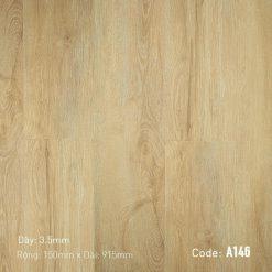Sàn Nhựa Giả Gỗ Hèm Khóa Aroma A146