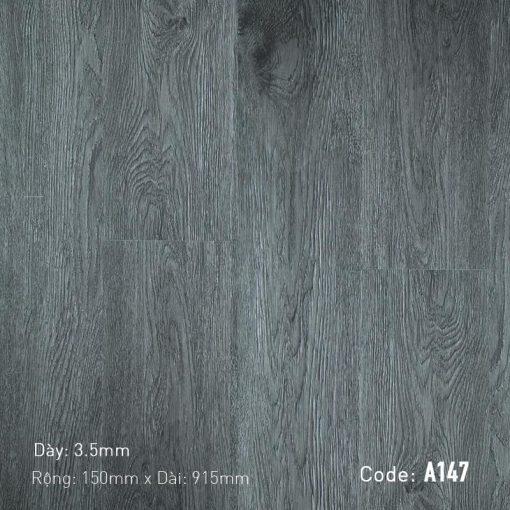Sàn Nhựa Giả Gỗ Hèm Khóa Aroma A147