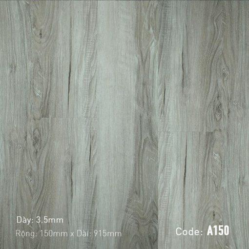 Sàn Nhựa Giả Gỗ Hèm Khóa Aroma A150