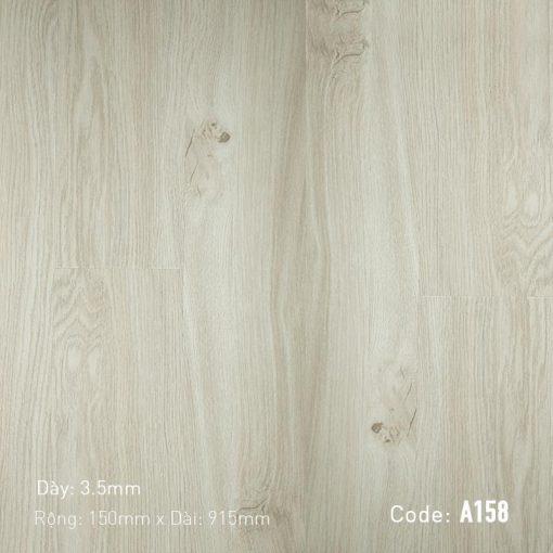 Sàn Nhựa Giả Gỗ Hèm Khóa Aroma A158