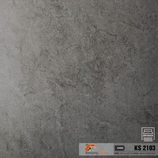 Sàn Nhựa Giả Đá Dán Keo Kumjung KS 2103