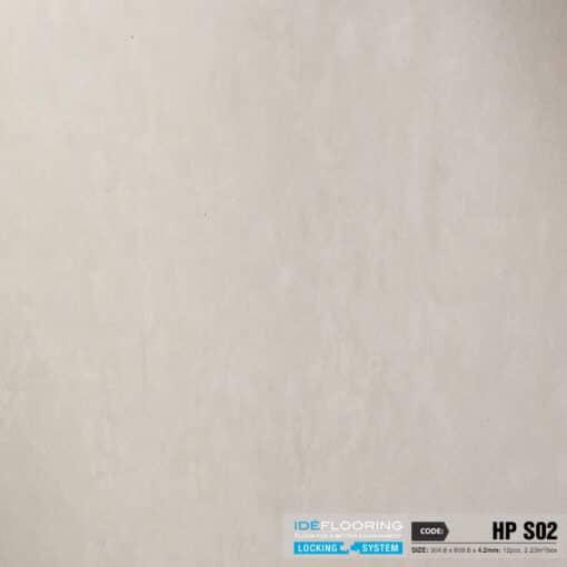 Sàn Nhựa Giả Gỗ Hèm Khóa IDE HP S02