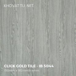 Sàn Nhựa Giả Gỗ Hèm Khóa IBT - IB 5044