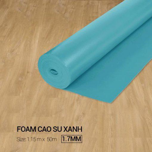 Foam Cao Su Xanh 1,7mm