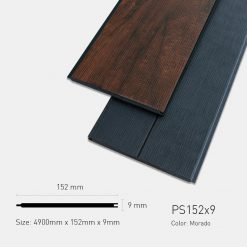 Gỗ Nhựa Ngoài Trời Ultrawood ps152x9 Morado
