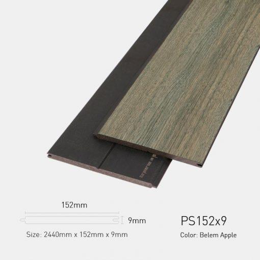 Gỗ Nhựa Ngoài Trời Ultrawood PS152X9 Belem Apple