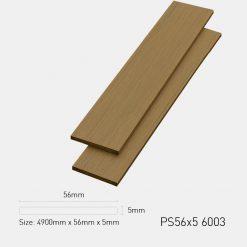 Gỗ Nhựa Ngoài Trời Ultrawood PS56X5 6003