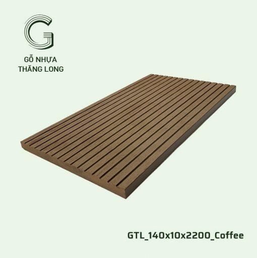 Gỗ Nhựa Thăng Long GTL_140x10x2200_Coffee