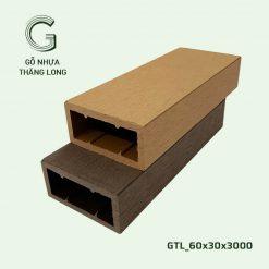 Gỗ Nhựa Thăng Long GTL_60x30x3000