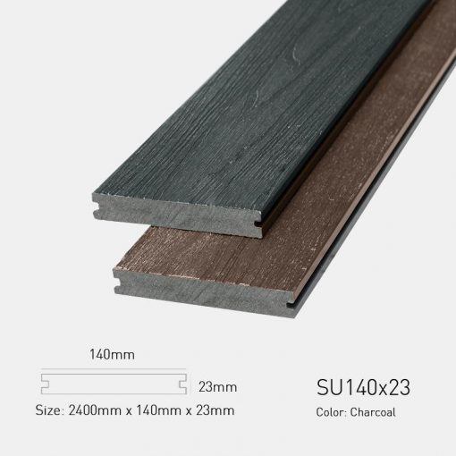 Sàn Gỗ Nhựa Ngoài Trời Awood SU140X23