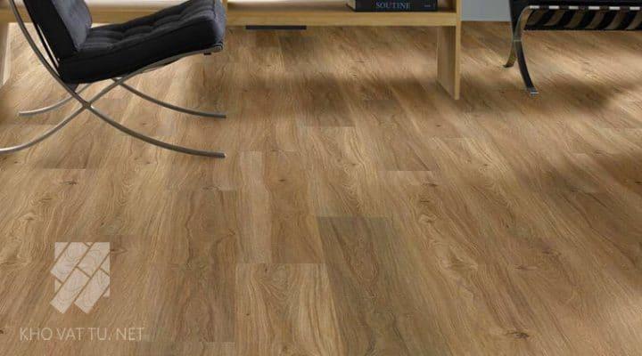 Sàn Nhựa Giả Gỗ Dán Keo DK Flooring