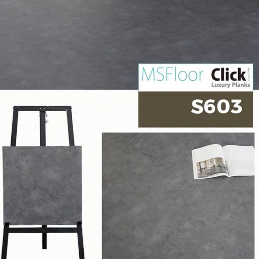 Sàn Nhựa Giả Đá Tự Dán MSfloor S603