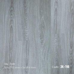 Sàn Nhựa Giả Gỗ Dán Keo 3K190
