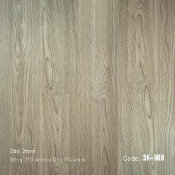 Sàn Nhựa Giả Gỗ Dán Keo 3K900