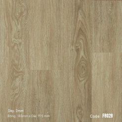 Sàn Nhựa Giả Gỗ Dán Keo FJORD F8028