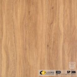 Sàn Nhựa Giả Gỗ Dán Keo IDE HP306