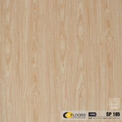 Sàn Nhựa Giả Gỗ Dán Keo IDE SP105