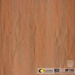 Sàn Nhựa Giả Gỗ Dán Keo IDE SP113