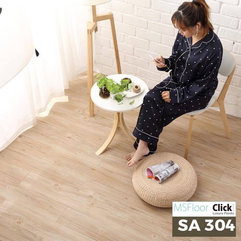 Sàn nhựa giả gỗ Msfloor