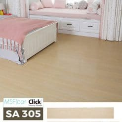 Sàn Nhựa Giả Gỗ Dán Keo MSfloor SA 305