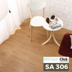 Sàn Nhựa Giả Gỗ Dán Keo MSfloor SA 306