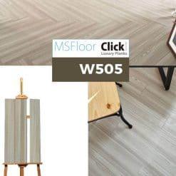 Sàn Nhựa Giả Gỗ Dán Keo MSfloor W505.2