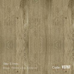 Sàn Nhựa Hèm Khóa Vinapoly V3767
