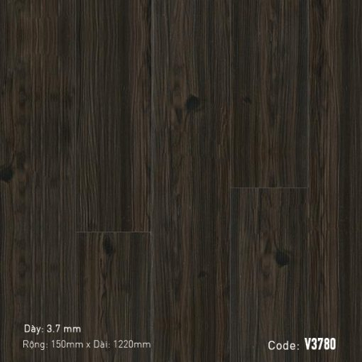 Sàn Nhựa Hèm Khóa Vinapoly V3780