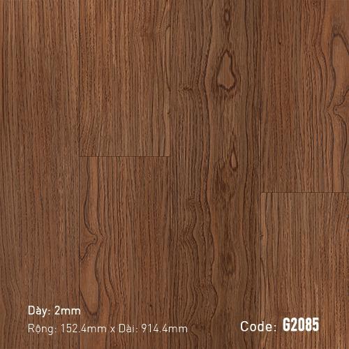 Sàn Nhựa Tự Dán Awood Vinyl G2085