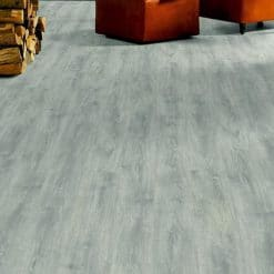 Sàn nhựa giả gỗ dán keo AROMA