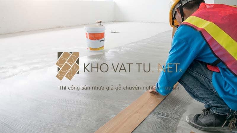 Khovattu.net - Tổng kho sàn nhựa giả gỗ Việt Nam