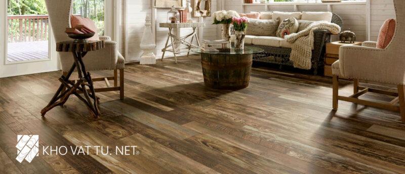 Sàn gỗ tự nhiên là gì?