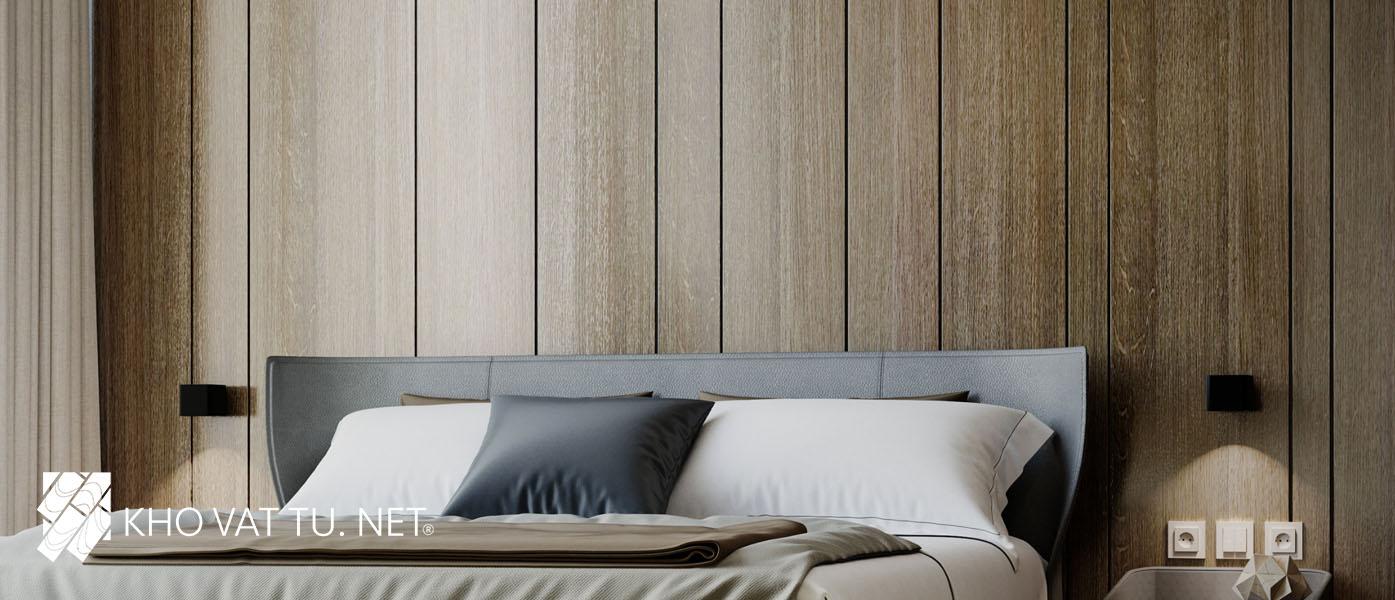 Ốp tường giả gỗ là gì?