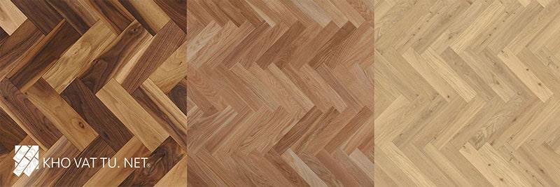 Ưu điểm của sàn gỗ xương cá